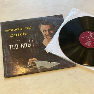 Songs of Faith by Ted Roe